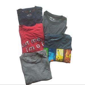 Men's T-shirt Bundle Size Small